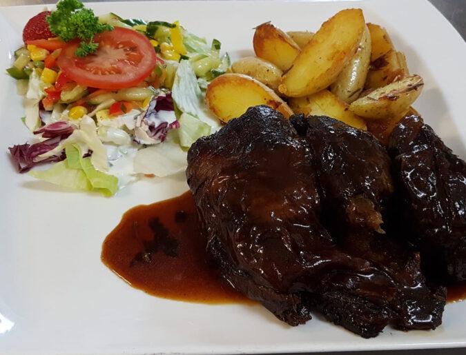 Lammschulter Restaurant Clemens